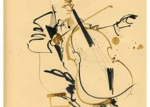 Bato, Stefano Sovrani, Direzione Anticipata, tecnica mista su carta, cm 33x23 Roma, 11/12/2012