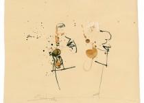 2013 06 27_Bato, Dmitry Baevsky e Grant Stewart, tecnica mista su carta cm31x24