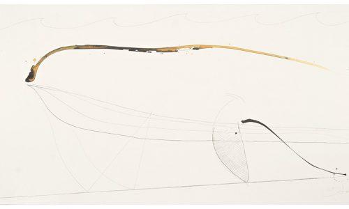 2015 Bato, ACHAB, cm 100x180, tecnica mista su tela