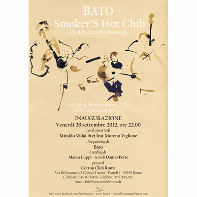 Smoker'S Hot Club – Cotton Club, Roma