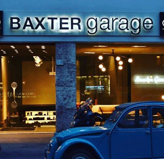BAXTER GARAGE