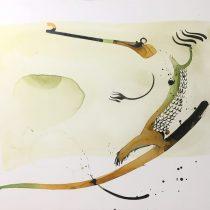 Bato, Cocodrillo II, cm 100x150_px 72 RGB